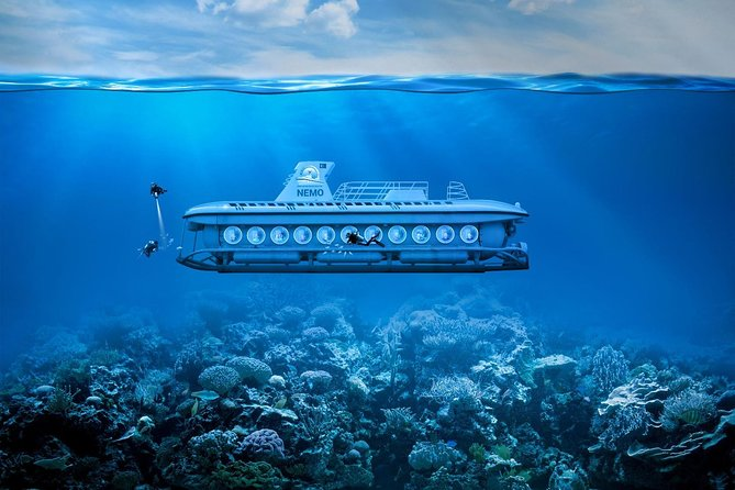 Submarine NEMO Excursion with transfer from Kemer