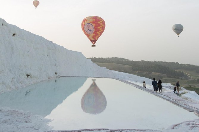 Pamukkale Hot Air Balloon Flight