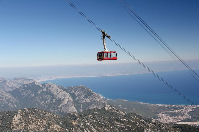 Olympos Cable Car Ride