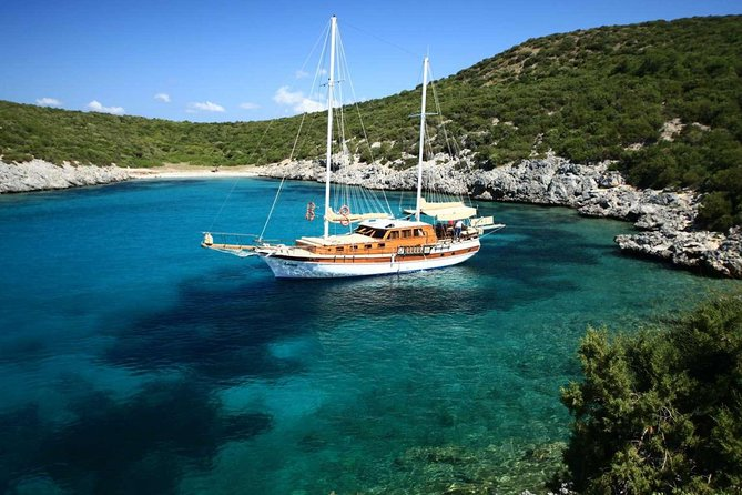 Small Group Sailing Boat Trip from Fethiye
