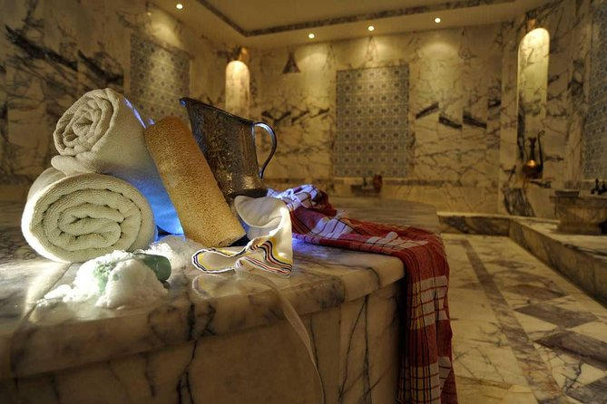 Halal Concept Turkish Bath Antalya