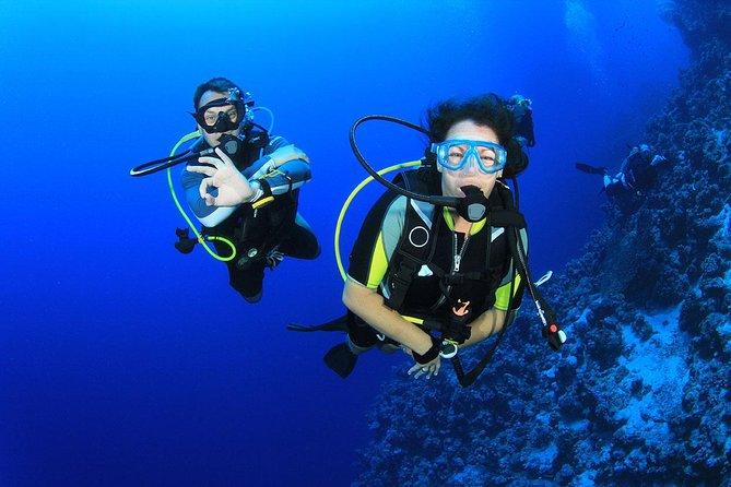 Scuba Diving in Side