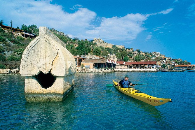 Sunken City Kekova Demre and Myra Day Tour from Kemer
