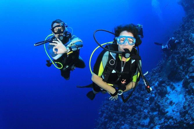Scuba diving in Kemer