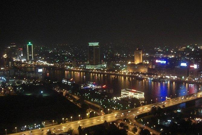 MODERN CAIRO a walking tour in Cairo inc felucca ride & Cairo tower