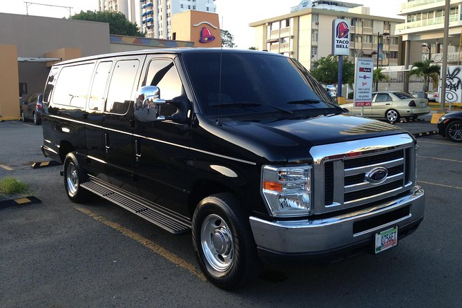 Vans, MiniBus and MCI available