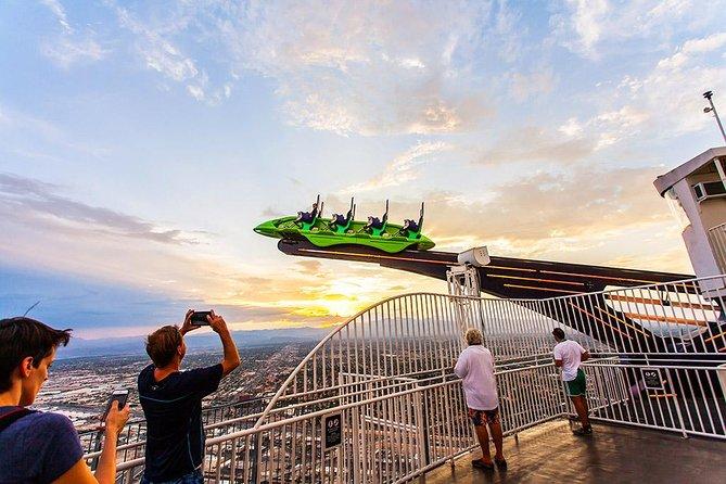 Stratosphere Tower Unbegrenzter Fahrt Pass Las Vegas 2019 Viator