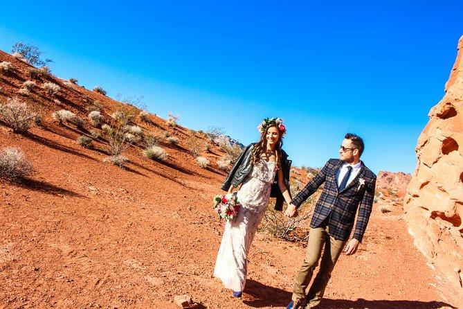Destinasjons bryllup: Fire of Fire Ceremony