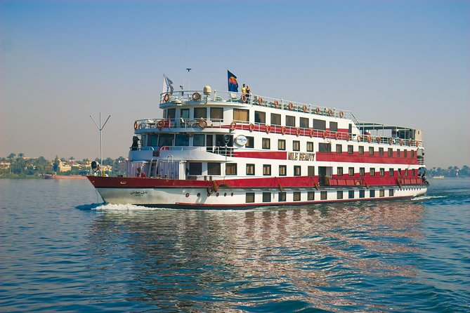 Nile cruise 5 days Private full board accommodation transferred guided tours