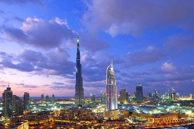 5-Hour City Tour of Dubai: Burj Al Arab, Jumeirah Mosque and Dubai Museum