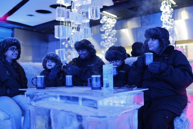 Dubai's Chillout Ice Lounge