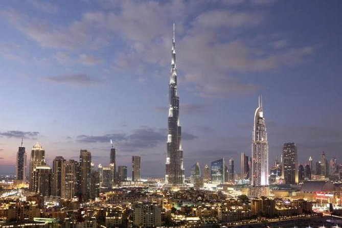 Pre-Booked Admission Tickets to the Burj Khalifa with Hotel Transfer