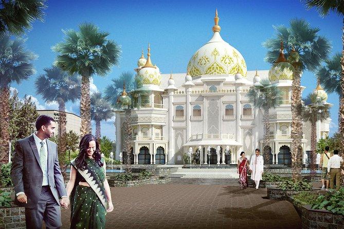 Bollywood Park med överföringar