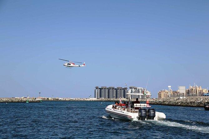 Liebesboote Dubai für 90 Minuten