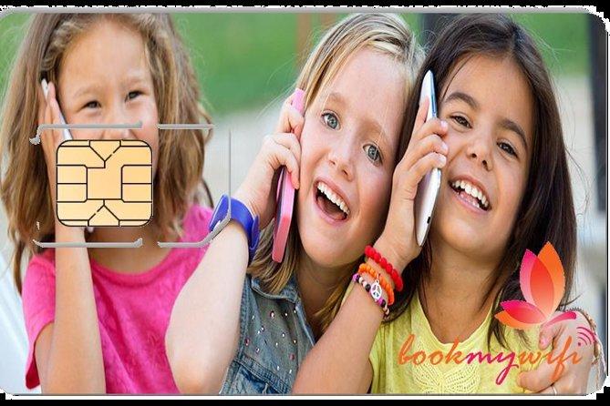 4G Sim Card Rental UAE bij DXB Airport Pickup Terminal 1 & 3