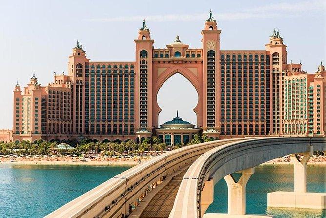 Shore Excursions of Dubai City Tour followed by Desert Safari