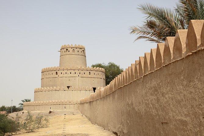 Visite de la ville d'Al Ain