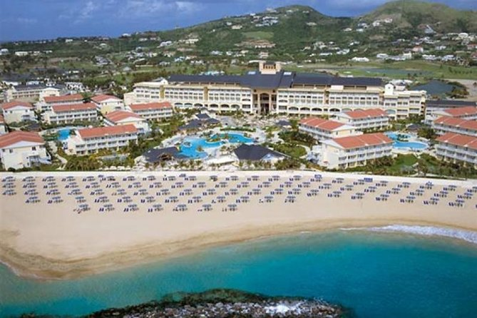 Excursion à St Kitts Shore: Passeport de luxe sur la plage du Marriott Royal Beach
