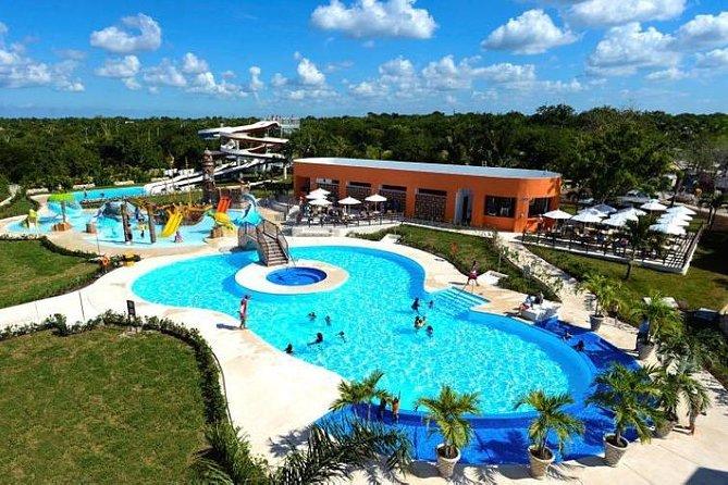 Cozumel Shore Excursion: Playa Mia Beach All-Inclusive Beach Club and Waterpark