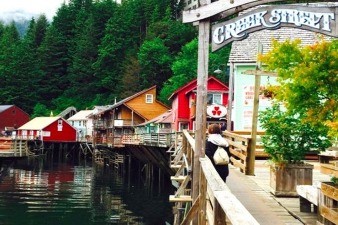 Ketchikan Shore Excursion: Potlatch Totem Park & Ketchikan City Tour
