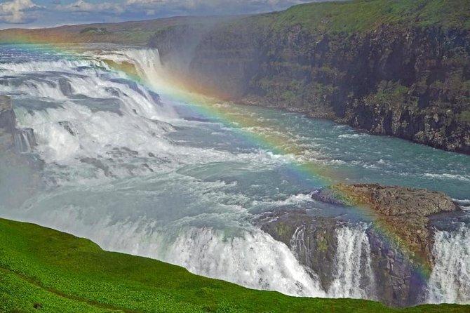 Reykjavik Shore Excursion: The Golden Circle Full Day Tour