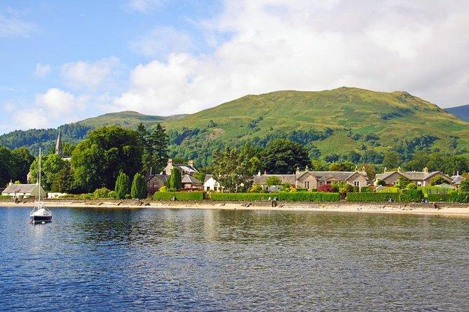 Viagem de um dia a Loch Lomond, Loch Awe, Oban e Inveraray saindo de Glasgow