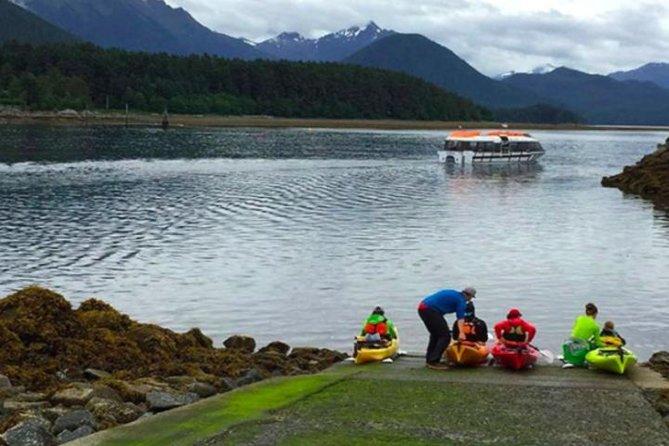 Sitka Shore Excursion: Sitka Harbor & Islands Guided Kayaking