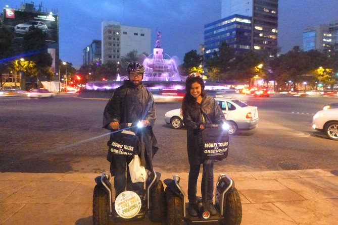 Mexico City Segway Tour: Reforma by Night