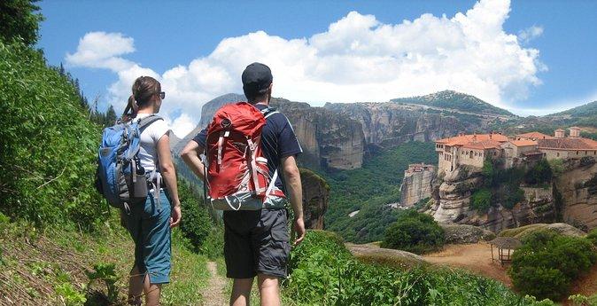 Hiking Tour to Meteora from Kalambaka