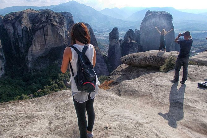 Full Day Meteora Tour by Train from Thessaloniki
