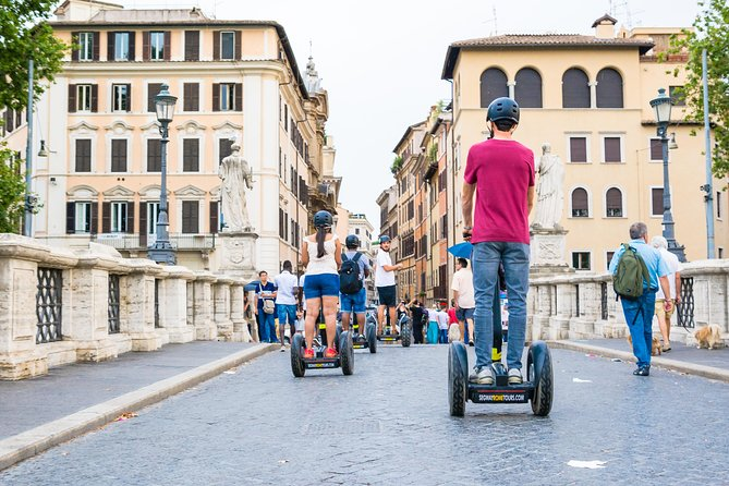 Small-Group Segway Tour in Rome