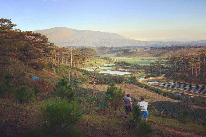 5D6N Trekking Dong Iar Jieng - Monkey Mountain - Dam Rong