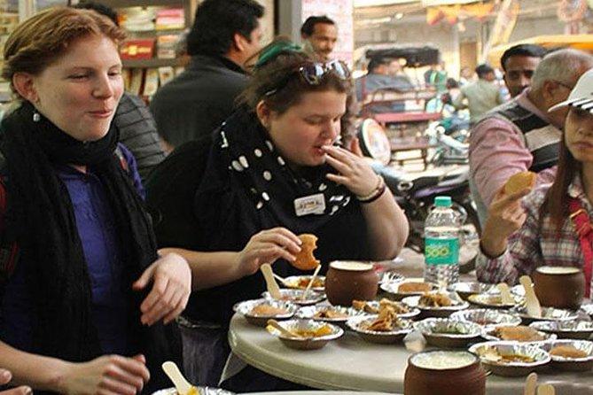 Private Evening Street Food Tour in Varanasi