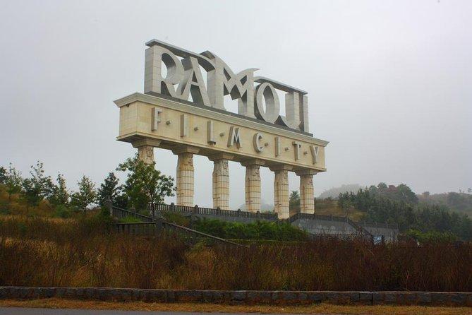 Ramoji Film City Admission Ticket with Private Transfer