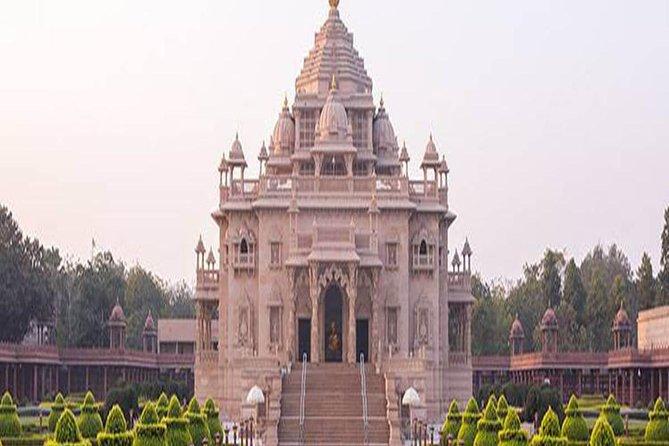 Ahmedabad Private Tour inklusive Akshardham Temple, Stepwell & Sabarmati Ashram