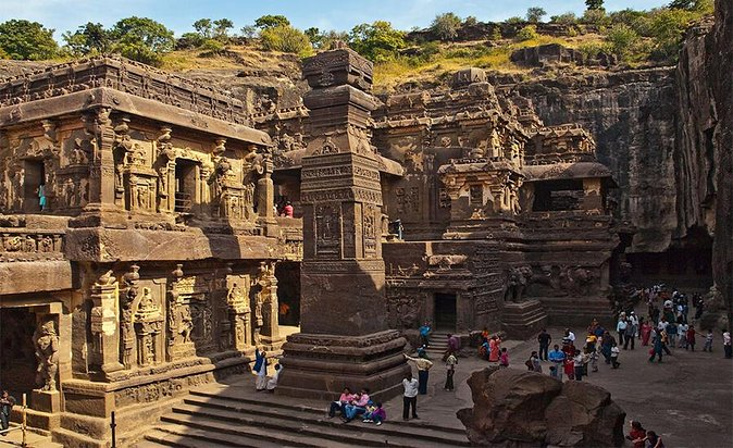 2 Days Ajanta Ellora Cave tour from Pune with Transfer and Hotel ...