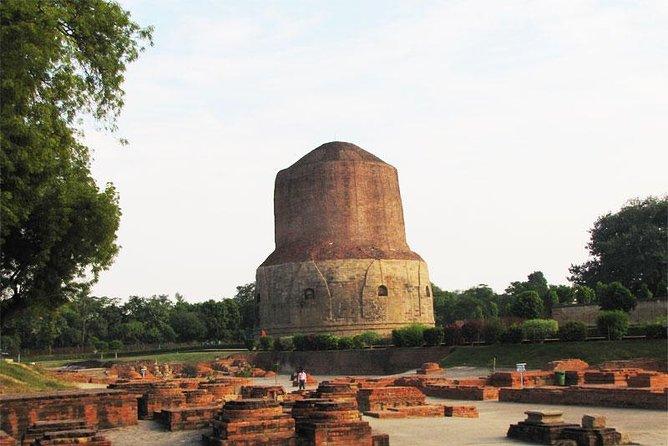 Excursão Privada de Meio Dia a Sarnath saindo de Varanasi