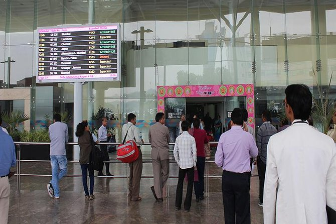 Private Transfer from Amritsar Airport or Hotel to Chandigarh Hotel or Airport