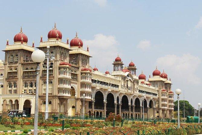 Privat tur: 2-dagers Mysore Palace og Srirangapatna Tour fra Bangalore