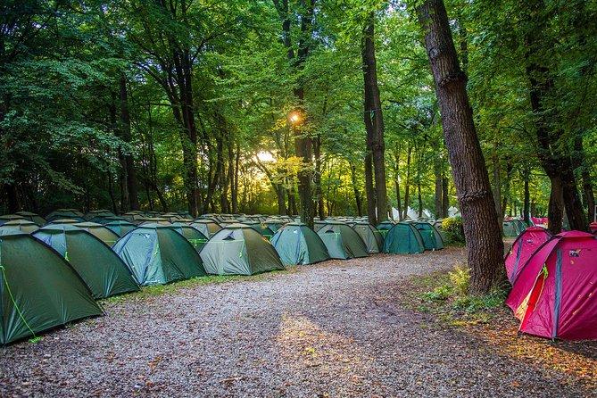 Arrangement all-inclusive camping München op het Oktoberfest