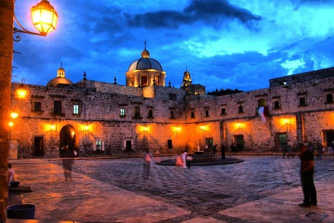 Museum of mummies in San Angel and monastery in Desierto de los Leones forest Private tour