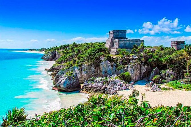 Private tour TULUM and CHICHEN ITZA with swimming in Cenote from Cancun