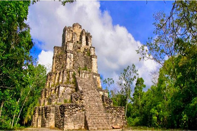Private Tour to Muyil Ruins, Tulum and Coba from Cancun