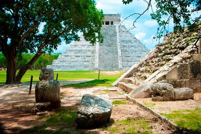 Private Chichen Itza and Coba Ruins with Lunch and Cenote from Cancun