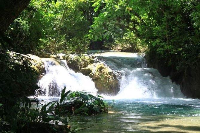 Dagtrip naar Magic watervallen en koffieplantage vanuit Huatulco