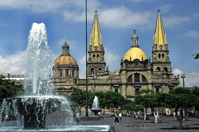 Private tour Guadalajara Historic Center and Tlaquepaque