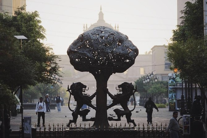 Private tour Guadalajara Historic Center and Tlaquepaque from Mexico City