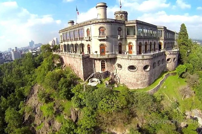 Private Mexico City Tour Chapultepec Castle and Anthropology Museum