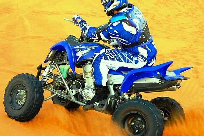 Desert Adventure Sports From Dubai