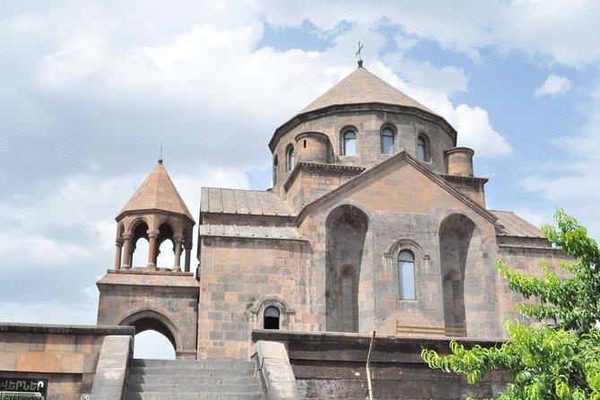 Day Tour to Echmiatsin Cathedral, St Hripsime and St Gayane Armenia